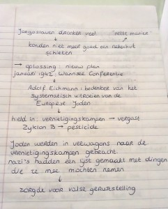 sociaal huiswerk maken