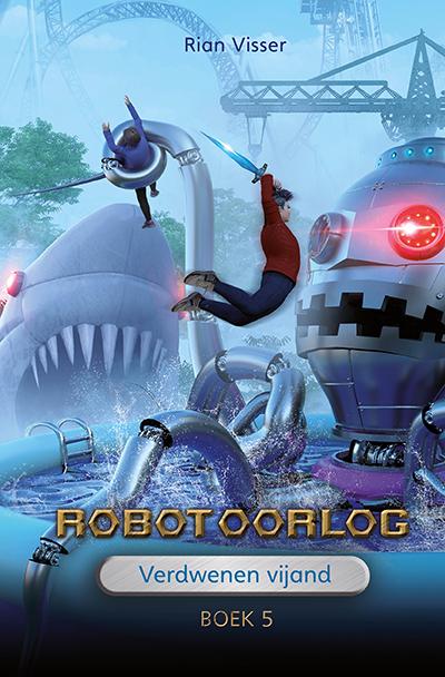 Robotoorlog – Boek 5: Verdwenen vijand
