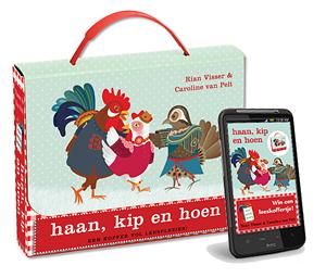 haan, kip en hoen