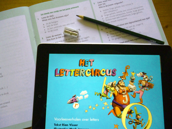 iPad leerboek