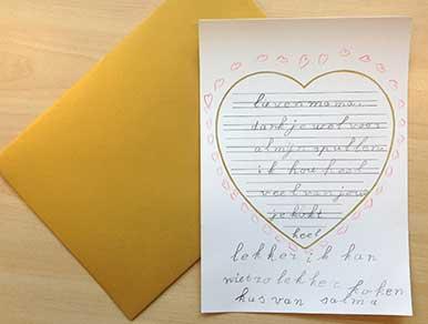lieve brief schrijven Lieve Brief Schrijven | hetmakershuis