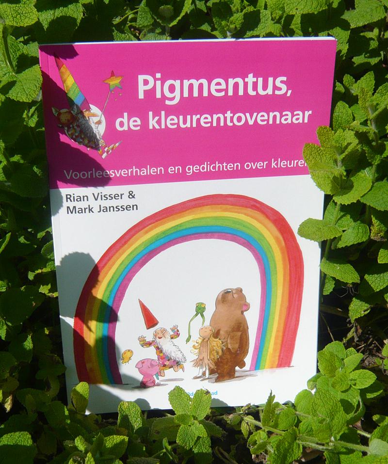 Pigmentus, de kleurentovenaar