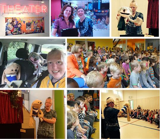 Kinderboekenweek Boekenfeest Jogchem Jalink Rian Visser
