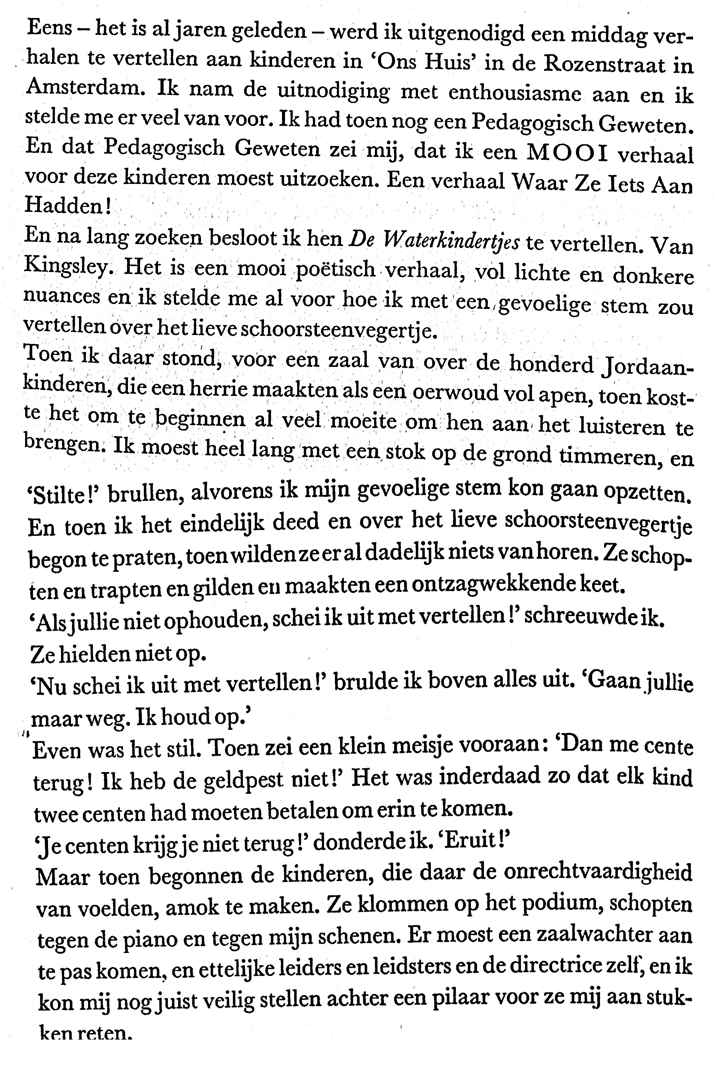 Betere Annie M.G. Schmidt over leeskinderen en leefkinderen | Rian Visser VA-88